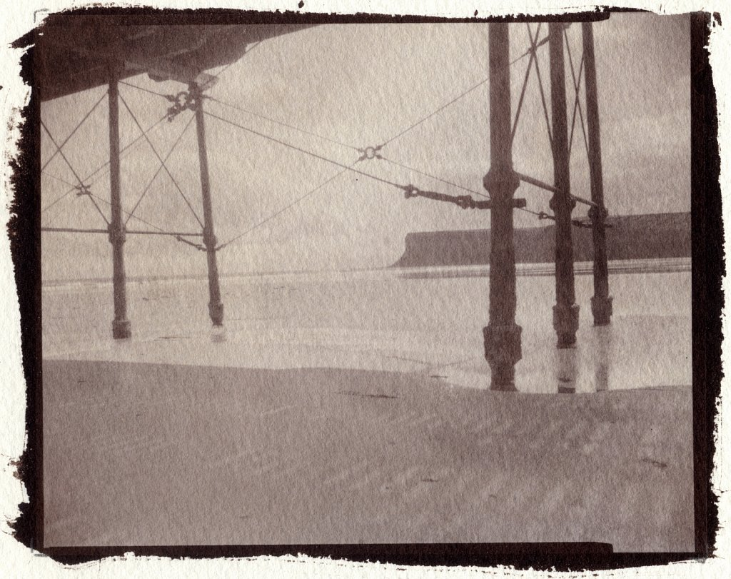 Pier Study, Saltburn