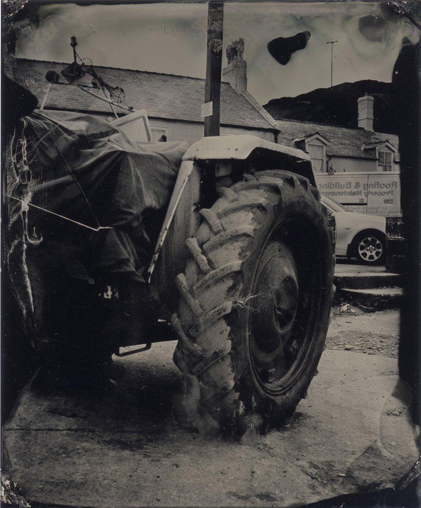 Tractor Tyre, Saltburn